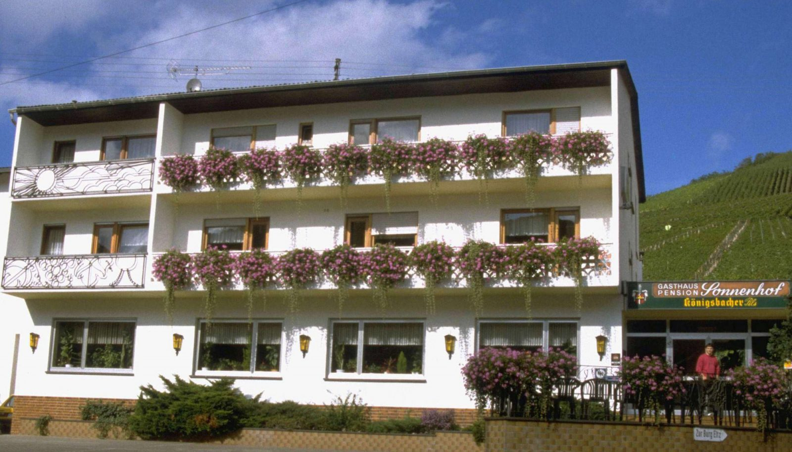 Hotelpension Sonnenhof